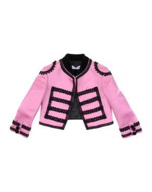 Пиджак DOLCE & GABBANA. Цвет: светло-фиолетовый
