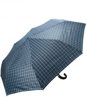 Зонт FLIORAJ. Цвет: клетка, синий
