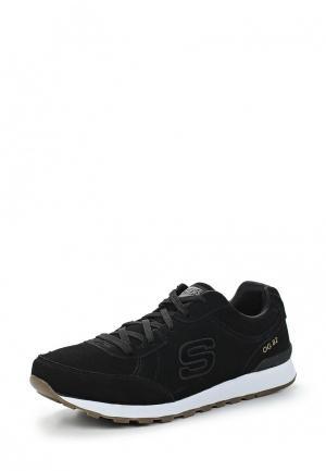 Кроссовки Skechers. Цвет: черный
