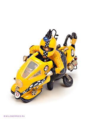 Мотоцикл Test Driver The Comical World of Stratford. Цвет: желтый (осн.)