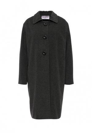 Пальто Fontana 2.0. Цвет: серый