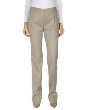 Повседневные брюки METRADAMO. Цвет: песочный