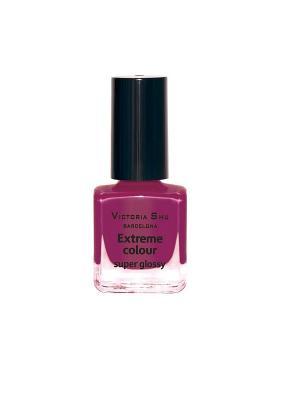 Лак для ногтей Extreme Colour, тон №253 Victoria Shu. Цвет: малиновый