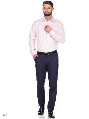 Рубашка KARFLORENS. Цвет: кремовый