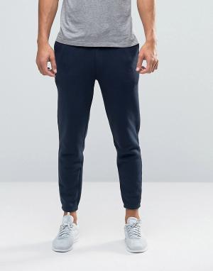 Jack Wills Темно-синие спортивные штаны слим. Цвет: темно-синий