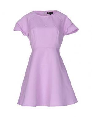 Короткое платье CUTIE. Цвет: сиреневый
