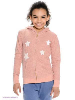 Толстовка American Outfitters. Цвет: розовый