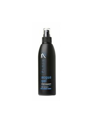 Аква гель  ACQUA GEL fixing 3 200 мл Black. Цвет: черный