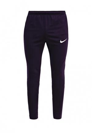 Брюки спортивные Nike. Цвет: фиолетовый