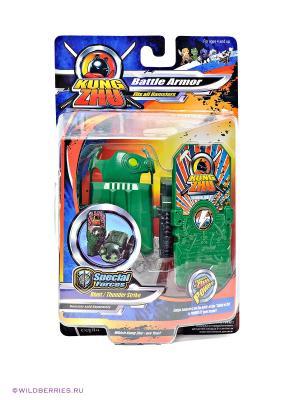 Защитная броня для хомячка Zhu Pets. Цвет: зеленый, черный