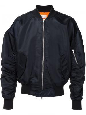 Куртка-бомбер Fear Of God. Цвет: чёрный