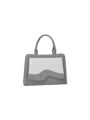 Сумка GOOD BAG. Цвет: черный, серый