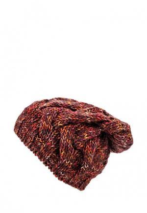 Шапка Venera. Цвет: бордовый