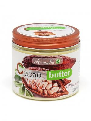 Масло Какао (баттер) Aromelle. Цвет: светло-коричневый