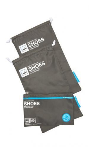 Набор сумок для обуви Go Clean Shoes Flight 001