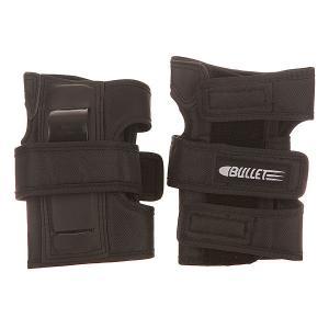 Защита на запястья  Wrist Guard Black Bullet. Цвет: черный