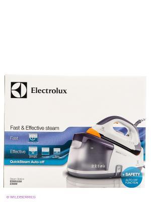 Паровая станция EDBS3350,2350 Вт Electrolux. Цвет: белый