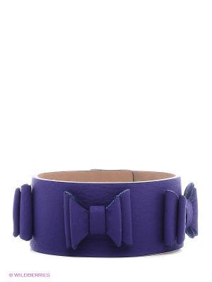 Браслет Petek. Цвет: фиолетовый