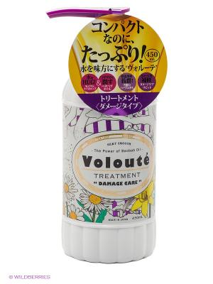 Кондиционер для волос Voloute глубокое восcтановление, 450 гр. Цвет: белый, фиолетовый