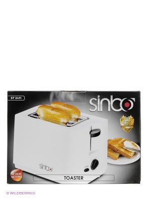 Тостер Sinbo ST 2411 700Вт. Цвет: белый