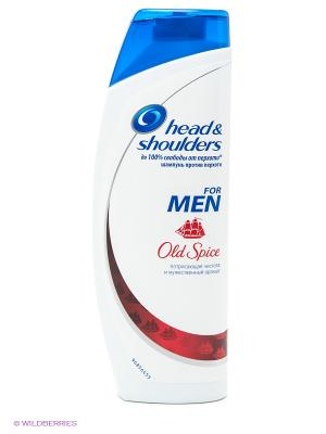Шампунь против перхоти, Old Spice для мужчин, 400 мл HEAD & SHOULDERS. Цвет: белый