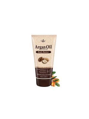 ArganOil Крем для тела увлажняющий 150 мл Madis S.A.. Цвет: светло-коричневый