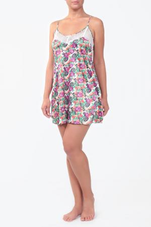 Сорочка Primavera. Цвет: белый