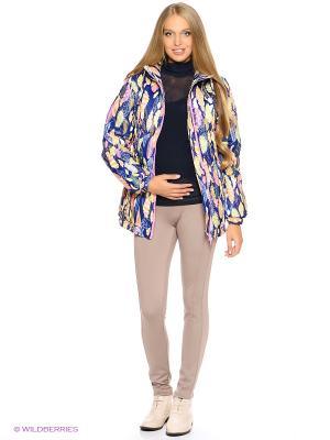 Куртка Адель. Цвет: синий