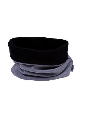 Снуд BODO. Цвет: черный, серый