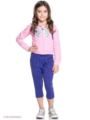Комплект одежды PELICAN. Цвет: розовый, фиолетовый