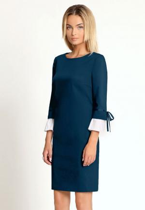 Платье Prio. Цвет: бирюзовый