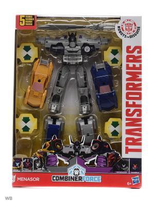 Трансформеры роботы под прикрытием: Тим-Комбайнер Transformers. Цвет: серый