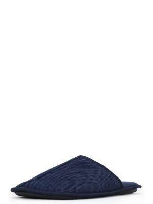 Тапочки T.TACCARDI. Цвет: темно-синий