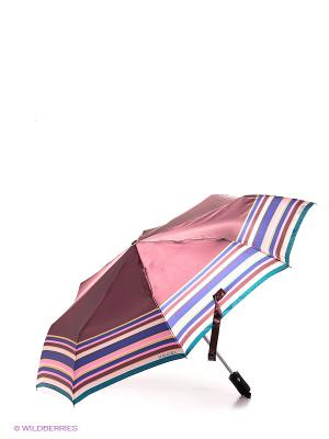Зонт Eleganzza. Цвет: бордовый