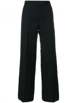 Строгие брюки Yang Li. Цвет: чёрный