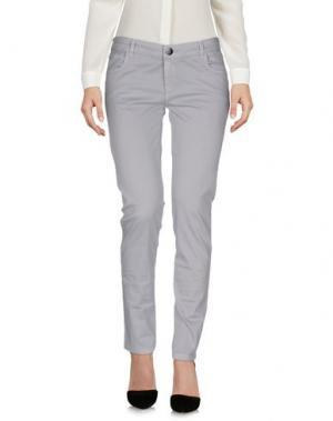 Повседневные брюки CAFèNOIR. Цвет: серый