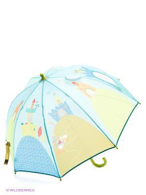 Зонтик Дракон Уолтер Lilliputiens. Цвет: зеленый