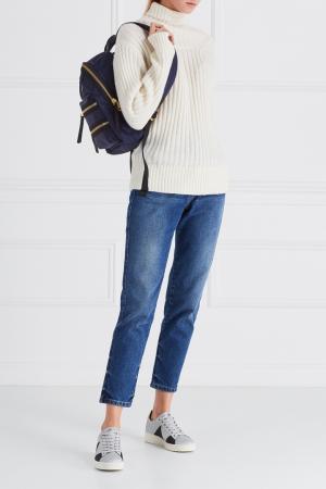 Текстильный рюкзак Marc Jacobs. Цвет: синий