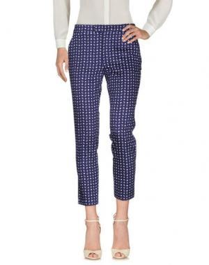 Повседневные брюки MONIKA VARGA. Цвет: синий