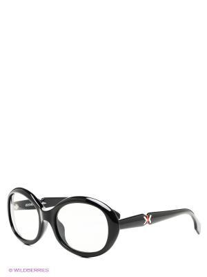 Солнцезащитные очки KISS&KILL. Цвет: черный