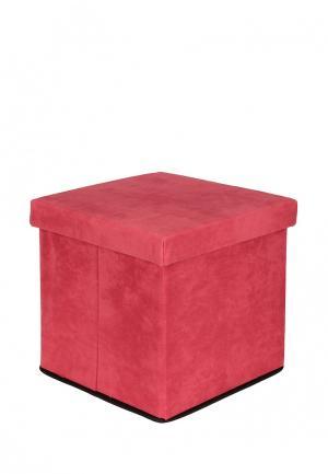 Система хранения El Casa. Цвет: розовый
