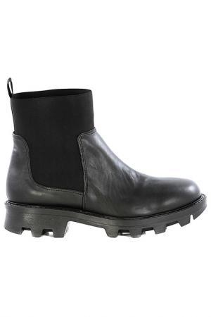 Ботинки NILA. Цвет: black