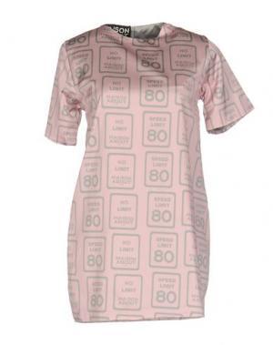 Блузка MAISON ABOUT. Цвет: розовый