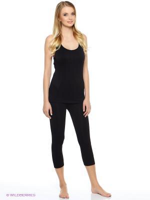 Утягивающее корректирующее белье для похудения Slim Express Lytess, бриджи экспресс-похудение за Lytess. Цвет: черный