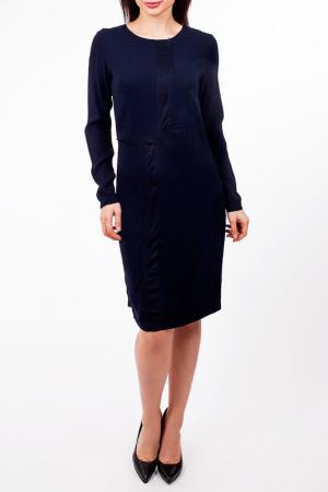 Платье EUROPEAN CULTURE. Цвет: синий