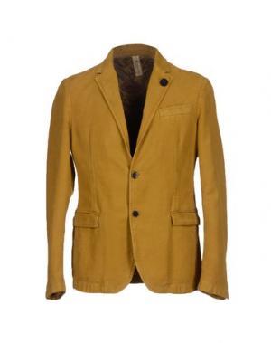Пиджак J.W. TABACCHI. Цвет: охра