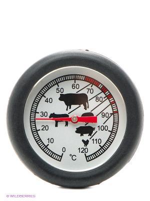 Термометры для стейка Sagaform. Цвет: черный