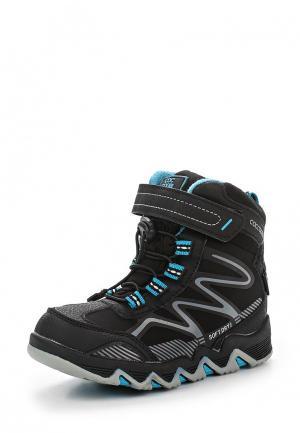 Ботинки Coccodrillo. Цвет: черный
