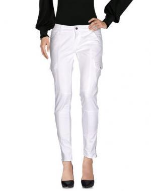 Повседневные брюки STRENESSE BLUE. Цвет: белый