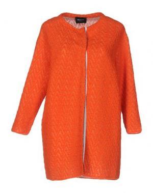 Легкое пальто NEERA. Цвет: оранжевый